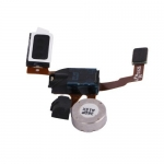 Headphone Flex Cable with Mic Vibrator ​replacement for Samsung Galaxy R i9103
