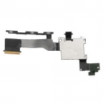 Power Volume Flex Cable with SD Card Holder replacement for HTC One M9