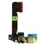 Charging Port Flex Cable with Microphone replacement for HTC One M9