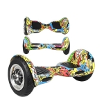 10 inch ​Hip-Pop Two Wheels Balance Board Unicycle Scooter Hover Board​