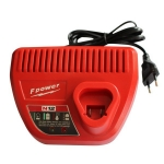 12V Li-ion Power Tool ​Battery Charger ​replacement for Milwaukee M12