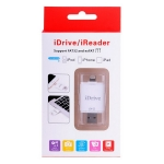 iDrive iReader External Storage Memory USB Flash for iPhone iPad iPod iOS