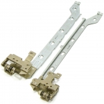 Left Right Hinge Bracket Set Replacement for Dell Inspiron 15 3521,15.6""
