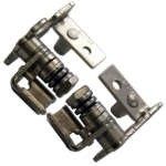 Left Right Hinge Set Replacement for Dell XPS M1530 15.6