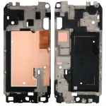 Front LCD Frame Bezel replacement for Samsung Galaxy Alpha / G850