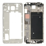 Front LCD Frame Bezel with Middle Plate replacement for Samsung Galaxy Alpha / G850
