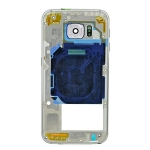 Back Housing Frame replacement for Samsung Galaxy S6 Silver/Gold/Grey