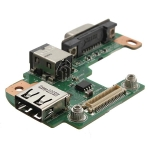DC AC Power Jack Port VGA USB IO Board PFYC8 for Dell Inspiron 15R M5110 N5110
