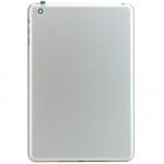 Back Cover Replacement for iPad mini 3 Silver - WiFi Version