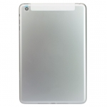 Back Cover Replacement for iPad mini 3 Silver - 4G Version
