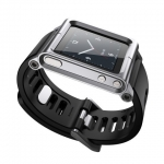 Aluminum Bracelet for iPod Nano 6 Silver