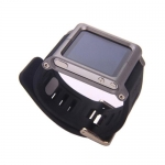 Aluminum Bracelet for iPod Nano 6 Grey