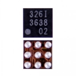 Camera Flash Light Control IC 3638 02 Replacement for iPad Air 2