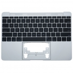 Upper Case with keyboard Replacement for MacBook 12