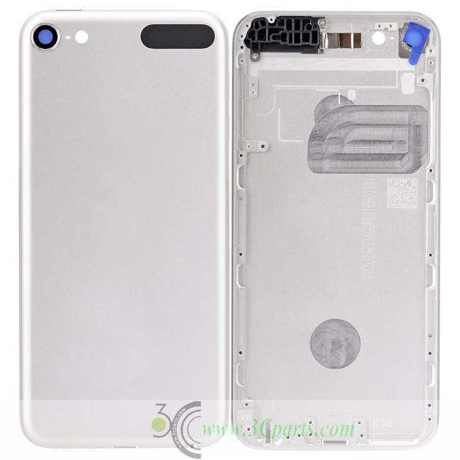 Back Cover Replacement for iPod Touch 6th Gen​ Silver