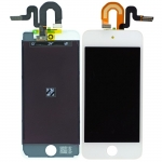 LCD with Digitizer Assembly Replacement for iPod Touch 5th 6th Gen Black