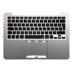 "Top Case with Keyboard (French) Replacement ​for MacBook Pro Retina 13"" A1502 2013 (without trackpad..."