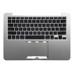 "Top Case with Keyboard (US) Replacement ​for MacBook Pro Retina 13"" A1502 2013 (without trackpad)"