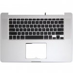"Top Case with Keyboard (US) Replacement for MacBook Pro Retina 15"" A1398 2012 (without trackpad)"