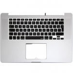 "Top Case with Keyboard (French) Replacement for MacBook Pro Retina 15"" A1398 2012 (without trackpad)"