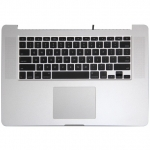 "Top Case with Keyboard (US) Replacement for MacBook Pro Retina 15"" A1398 2013 (with trackpad)"