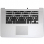 "Top Case with Keyboard (Deutsch) Replacement for MacBook Pro Retina 15"" A1398 2012 (with trackpad)"