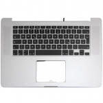 "Top Case with Keyboard (Deutsch) Replacement for MacBook Pro Retina 15"" A1398 2012 (without trackpad..."