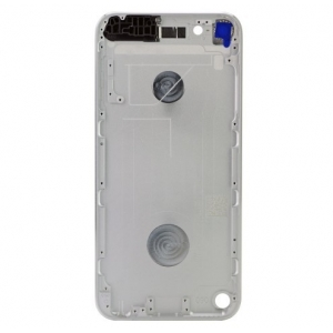 Back Cover Replacement for iPod Touch 5 5th Gen White & Silver