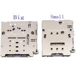 SIM Card Reader Slot Tray Holder Socket Replacement For Samsung Galaxy E5 E500 E500H E500F E7 E700 2...