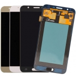 LCD Screen with Digitizer Assembly Replacement for Samsung Galaxy J7