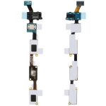 Home Button + Sensor + Audio Jack Headphone Flex Cable Replacement For Samsung Galaxy J7 J700