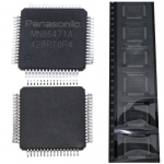 HDMI IC Chip MN86471A Replacement Parts for PS4