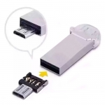Mini Android Style Micro USB OTG USB Drive Reader for Samsung Nokia OnePlus  Huawei