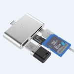 USB 3.0 3.1 Type C card reader mini USB C card Adapter for Type-C Android Phones TF memory card
