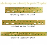 3M Adhesive Strips Replacement For Unibody Macbook Pro 17