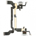 Charging Port Flex Cable Ribbon Replacement for iPhone X