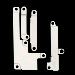 Motherboard PCB Connector Retaining Bracket Replacement for iPhone 8 Plus (4Pcs/Set)