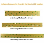3M Adhesive Strips Replacement for Unibody MacBook Pro 15