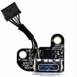 MagSafe DC-In Board #820-2627-A Replacement for MacBook Unibody 13