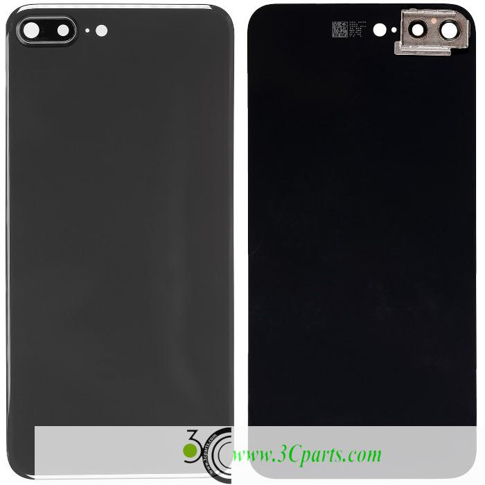 Back Cover with Camera Holder Replacement for iPhone 8 Plus
