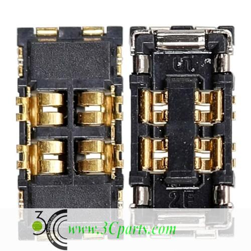 Wireless Charger Mainboard Socket Replacement for iPhone 8