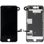 LCD Screen Full Assembly without Home Button Replacement for iPhone 8