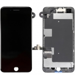 LCD Screen Full Assembly without Home Button Replacement for iPhone 8 Plus