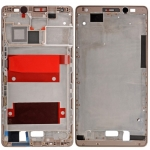 Front Housing LCD Frame Bezel Plate Replacement for Huawei Mate 8