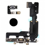 Charging Dock Flex Cable with Home Button Return Solution Replacement for iPhone 7 Plus