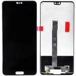 LCD with Digitizer Assembly Replacement for Huawei P20