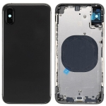 Rear Housing with Frame Replacement for iPhone Xs